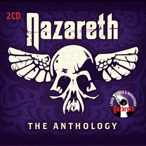 Nazareth Anthology - 2 Cds Importados  - Billbox Records