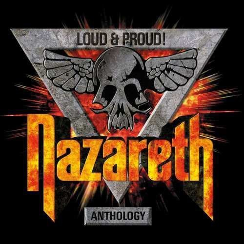 Nazareth Loud & Proud Anthology - 2 Lps Importados  - Billbox Records