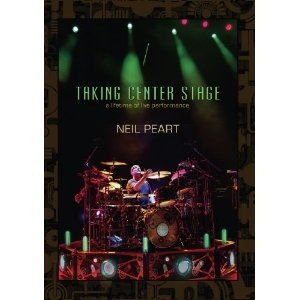 Neil Peart - Taking Center Stage: Lifetime of Live Performances - Dvd  - Billbox Records