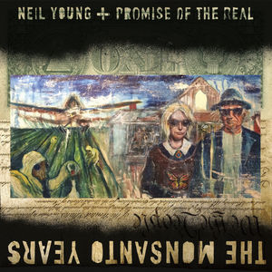 Neil Young - Promise Of The Real Cd+Dvd - Billbox Records