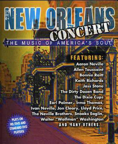 New Orleans Concert: Music Of America