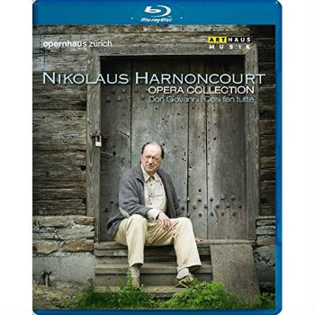 Nikolaus Harnoncourt Opera Collection: Don Giovanni - Blu  ray Importado  - Billbox Records