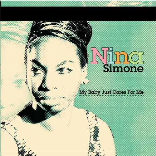 Nina Simone  My Baby Just Cares For Me  - LP Importado  - Billbox Records