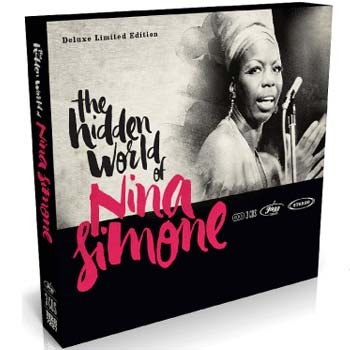 Nina Simone - The Didden World Of - Box 3 cds - Cd Nacional  - Billbox Records