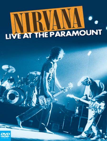 Nirvana Live At Paramount - Dvd Nacional  - Billbox Records