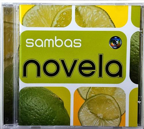 Novela Sambas - Cd Nacional  - Billbox Records