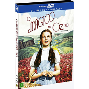 O Magico De Oz / 3d Blu Ray  - Billbox Records