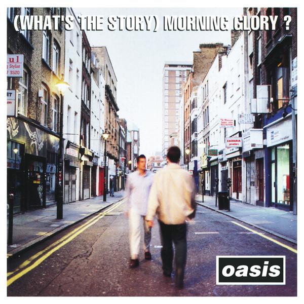 Oasis Whats The Story Monrnig Glory - Cd Importado  - Billbox Records