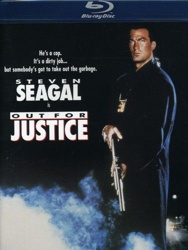 Out for Justice - Blu ray Importado  - Billbox Records