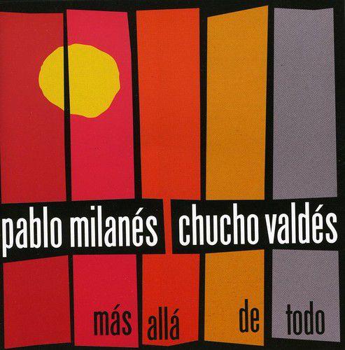 Pablo Milanés Mas Alla de Todo - Cd Importado  - Billbox Records