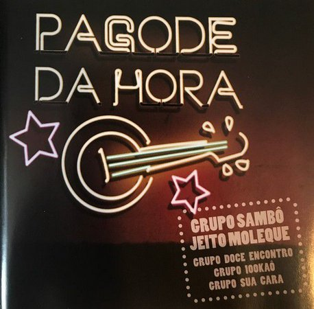 Pagode Da Hora-Varios - CD Nacional  - Billbox Records