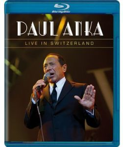 Paul Anka - Live In Switzerland  - Billbox Records
