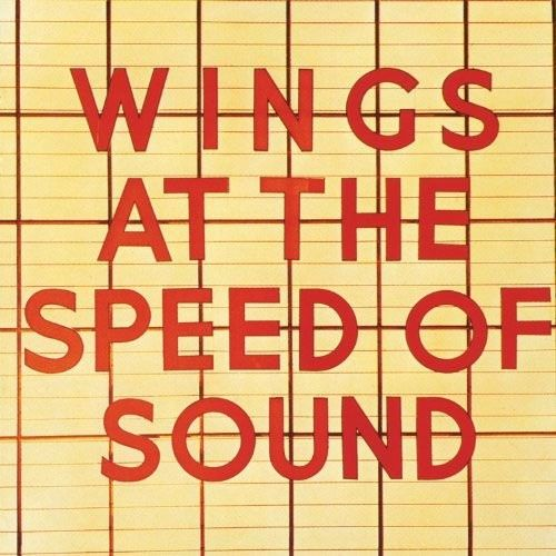 Paul Mccartney & Wings - At The Speed Of Sound - Cd Importado  - Billbox Records