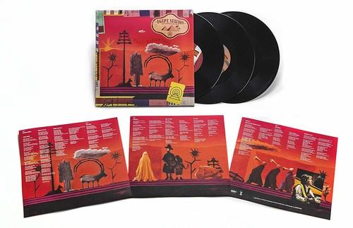 Paul Mccartney Egypt Station 180 Gramas Vinyl - 3 Lps Importados  - Billbox Records