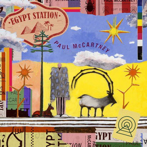 Paul Mccartney - Egypt Station - Lp Importado  - Billbox Records