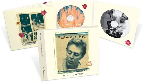 Paul McCartney Flaming Pie  2 Cds Importados  - Billbox Records