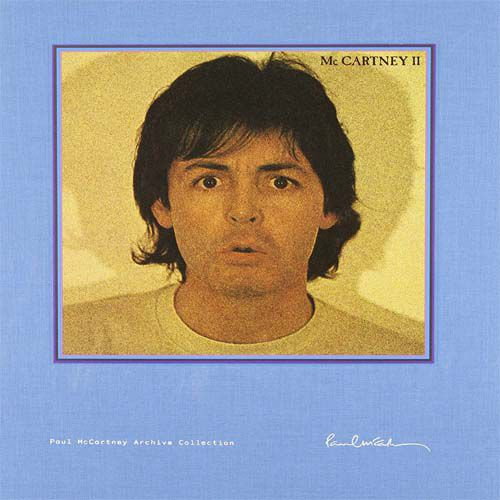 Paul Mccartney - Mccartney II Deluxe Edition - 3 Cds + Dvd Importados  - Billbox Records