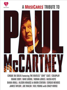 Paul Mccartney - Musicares Tribute To Dvd  - Billbox Records