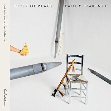 Paul Mccartney / Pipes Of Peace Cd  - Billbox Records