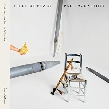 Paul Mccartney - Pipes Of Peace - Deluxe Edition - 2 Lps Importados   - Billbox Records