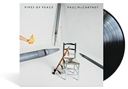 Paul Mccartney - Pipes Of Peace - Lp Importado  - Billbox Records