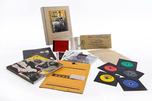 Paul Mccartney -  Ram Deluxe Book Box Set Deluxe Edition - 4 Cds+1Dvd Importados  - Billbox Records