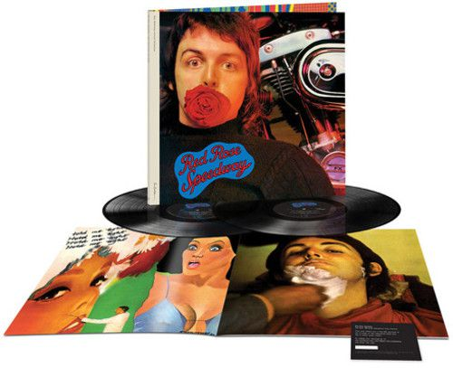 Paul McCartney - Red Rose Speedway - 2 Lps Importados   - Billbox Records