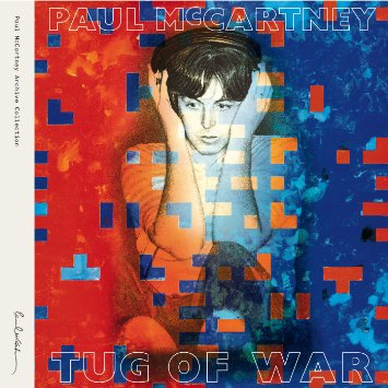 Paul Mccartney - Tug Of War - LP  - Billbox Records