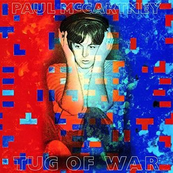 Paul Mccartney - Tug Of War - LP Importado  - Billbox Records