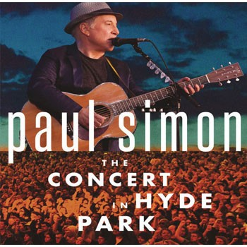 Paul Simon - Concert In Hyde Park - 2 Cds + Blu Ray Importado  - Billbox Records