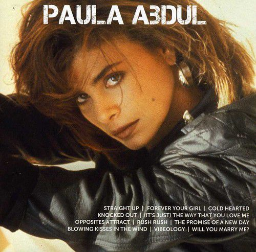 Paula Abdul-Icon  - Billbox Records