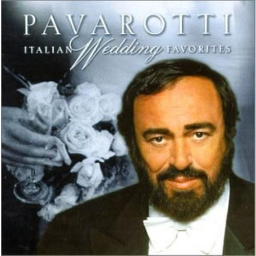 Pavarotti - Italian Wedding Favorites - Cd Importado  - Billbox Records