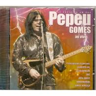 Pepeu Gomes - Ao Vivo  - Cd Nacional  - Billbox Records