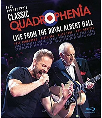 Pete Townshend / Classic Quadrophenia - Blu Ray Importado - Billbox Records
