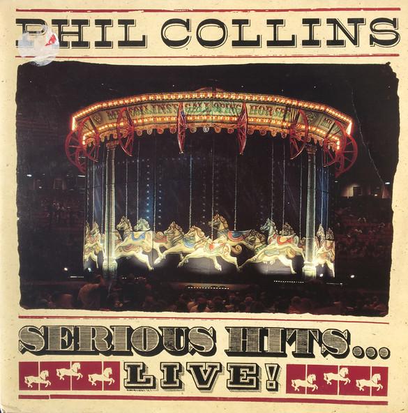 Phil Collins - Serious Hits Live Cd Importado  - Billbox Records