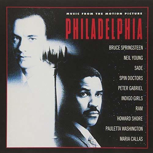 Philadelphia O.S.T. (Reissue, Japan - Import) - Cd Importado  - Billbox Records