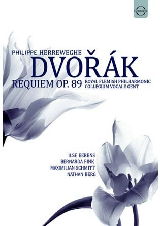 Philippe Herreweghe - Antonin Dvorak: Requiem Op 8 - Blu ray Importado  - Billbox Records
