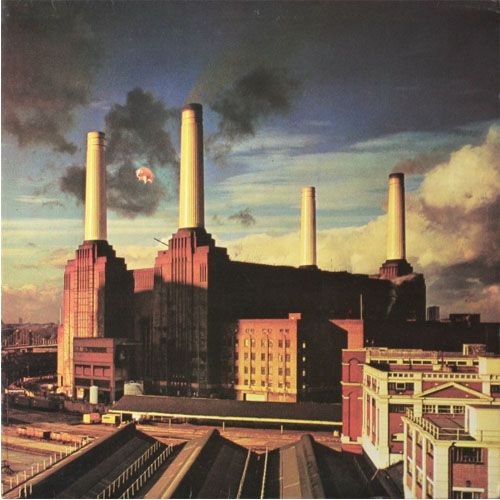 Pink Floyd - Animals - LP Importado  - Billbox Records