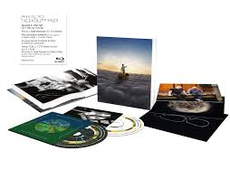 Pink Floyd - Endless River Cd+blu ray  - Billbox Records