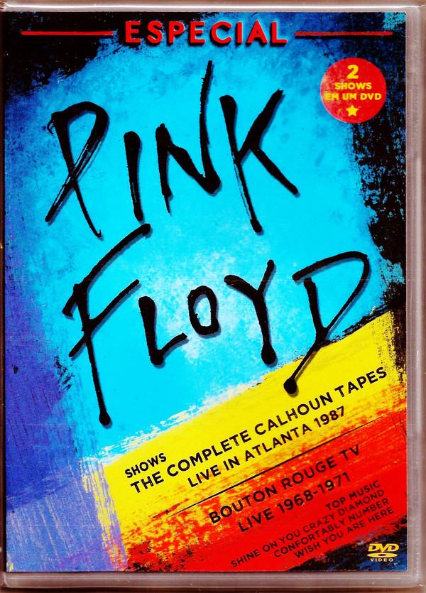 PINK FLOYD SPECIAL BOUTON ROUGE TV LIVE 1968-1971 - DVD NACIONAL  - Billbox Records