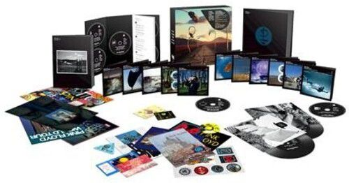 Pink Floyd The Later Years (1987-2019) CD, DVD, Blu-ray,  LPs, Book - Box Importado  - Billbox Records