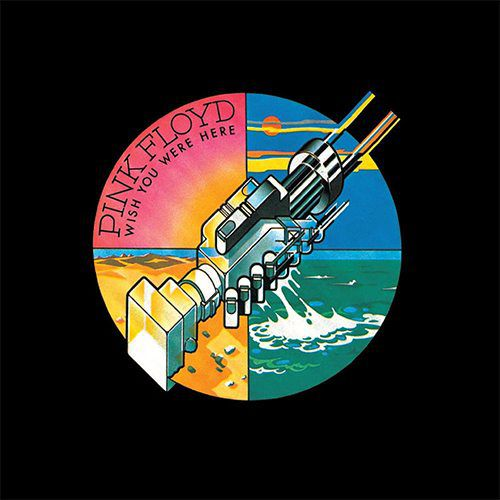 Pink Floyd - Wish You Were Here - Lp Importado  - Billbox Records