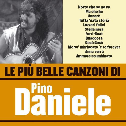 Pino Daniele-Le Piu Belle Canzoni - Cd Importado  - Billbox Records