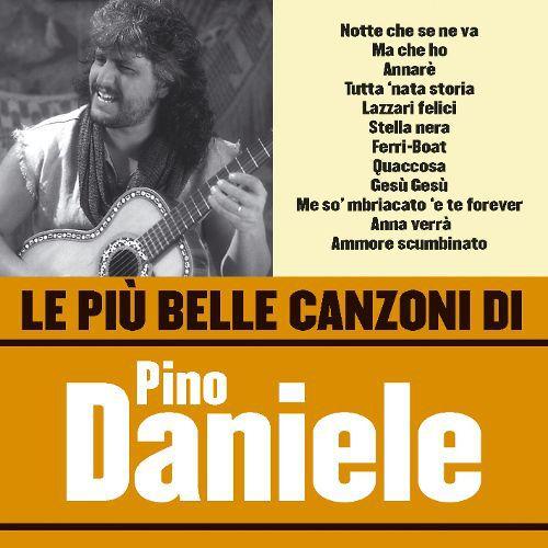Pino Daniele - Le Piu Belle Canzoni - Cd Importado  - Billbox Records