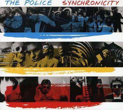 Police Synchronicity 180 Gram Vinyl - Lp Importado  - Billbox Records