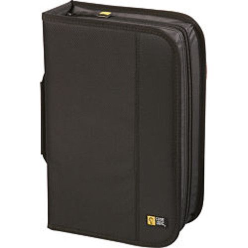 Porta Cds-Case Logic para  100 Cds/Dvds - Nylon CD Wallet-Holds  - Billbox Records