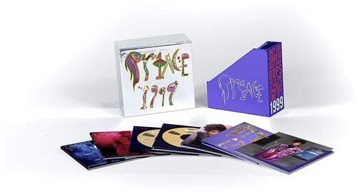 Prince 1999 Super Deluxe 5CD + 1DVD Importado  - Billbox Records