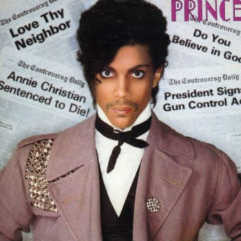 Prince - Controversy  - Billbox Records