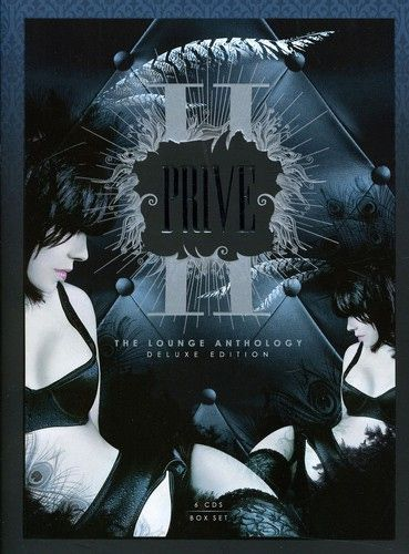 Prive 2: Lounge Anthology / Various - 6 Cds Importado  - Billbox Records
