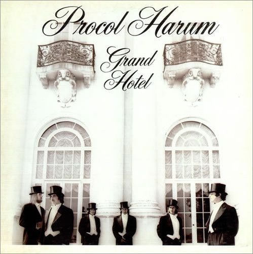 Procol Harum Grand Hotel - Lp Importado  - Billbox Records